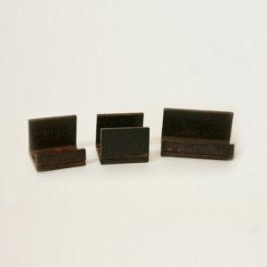錆のあるカードスタンド -RUSTY CARD STAND-